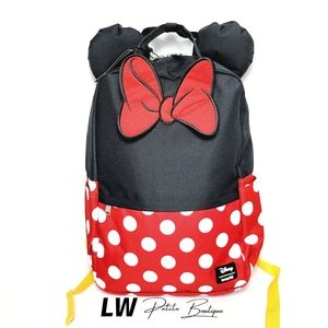 Disney x Loungefly Minnie Backpack